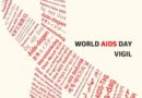 World AIDS Day Vigil – 1st Dec 2019
