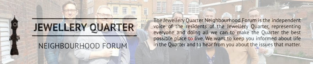 Jewellery Quarter Neighbourhood Forum